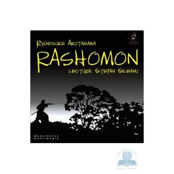 Audiobook CD - Rashomon - Ryunosuke Akutagawa