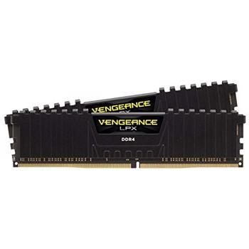 Memorie Corsair Vengeance LPX Black 16GB DDR4 2400 MHz CL14 Dual Channel Kit