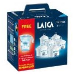Pachet LAICA 6 cartuse Bi-Flux + Cana filtranta J996W