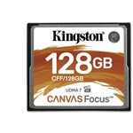 Card de memorie Kingston Canvas Focus 128GB cff/128gb