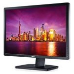 Monitor LED 24 Dell UltraSharp U2412M WUXGA IPS Black u2412m