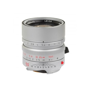 Leica Summilux-M 50mm/1.4 ASPH - silver chrome