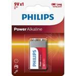 Philips PH POWER ALKALINE 9V 1-BLISTER
