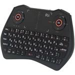 Tastatura SMART Rii i28, Wireless, TouchPad, pentru Smart TV, Android, PC