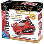 Spumini-Set creatie,Masina pull back