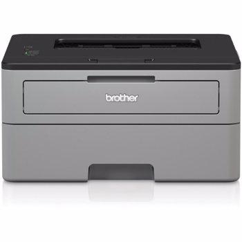 Imprimanta Laser Monocrom Brother HL-L2312D Duplex A4 hll2312dyj1