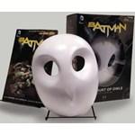 Batman: The Court of Owls Mask and Book Set - Greg Capullo,Scott Snyder