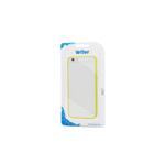 Bumper Vetter, Soft Pro Crystal Hybrid, iPhone 6, Galben