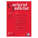 Curierul Judiciar 6/2014