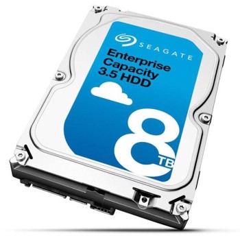 Server HDD Seagate Enterprise Capacity 3.5'' 8TB SATA3 7200RPM 256MB