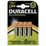 Acumulatori Duracell AAK4 1300mAh 81384354