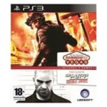 Compilation Splinter Cell Double Agent si Rainbow Six Vegas PS3 ubi4070050