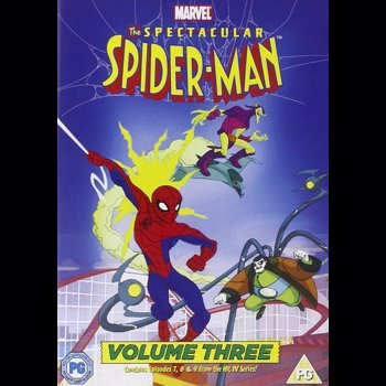 The Spectacular Spider-Man Vol. 3