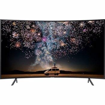 Televizor Samsung LED Smart TV Curbat 65RU7372 165cm Ultra HD 4K Black
