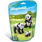 Playmobil-Familie de ursi panda