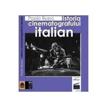 Istoria cinematografului italian - Paolo Russo 978-606-92284-9-4