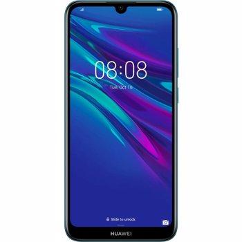 Telefon HUAWEI Y6 2019, 32GB, 2GB RAM, Dual SIM, Sapphire Blue
