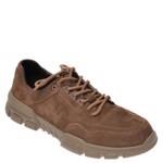 Pantofi OTTER taupe, Y93651, din nabuc