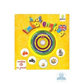 Invat limba engleza Contine CD cu jocuri 978-973-149-278-0