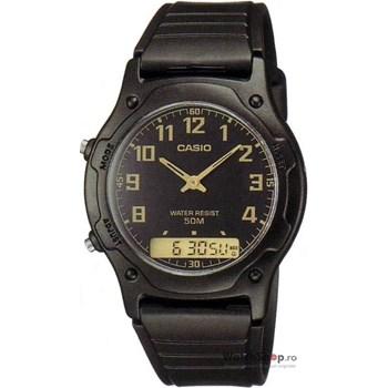 Casio Ceas cronograf negru