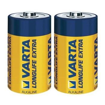 Baterie Varta LLIFE XTRA R20 ALCALINE