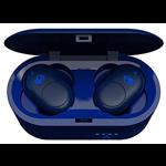 Casti Wireless Skullcandy Push True Bluetooth Indigo Albastru S2BBW-M717