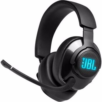 Casti Gaming JBL Quantum 400, multiplatforma, 3.5mm, negru