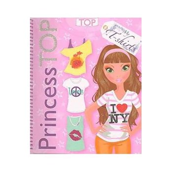 Princess Top - My T-Shirts (roz)
