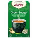 Ceai Bio Energie Verde 17 pliculete 30.6 grame
