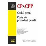 Codul penal. Codul de procedura penala. Editia a 19-a actualizata la 14 aprilie 2019 - Petrut Ciobanu