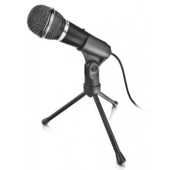 Microfon Trust Starzz Studio (Negru)
