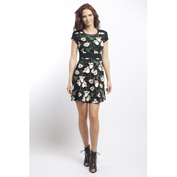 Rochie casual dama Louche London multicolora