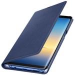 Husa Agenda Led View Albastru SAMSUNG Galaxy Note 8