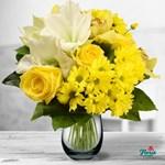 Buchet de flori - Soare de toamna