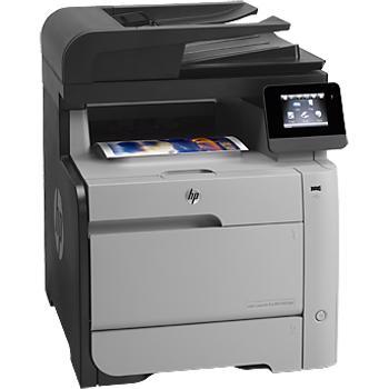 Multifunctional laser color HP LaserJet Pro MFP M476DN - CF386A