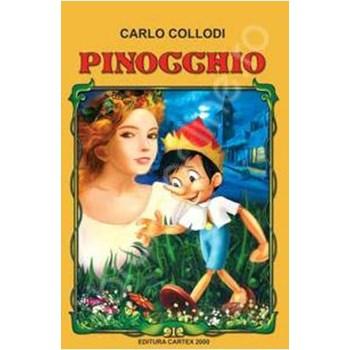 Pinocchio Ed.2013 - Carlo Collodi 978-973-104-454-5