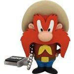 Stick USB 8GB Looney Tunes Yosemite Multicolor