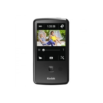 Kodak Zi10 Playtouch - camera video compacta 5MPx, ecran tactil 3""