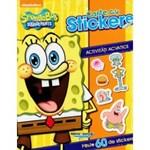 Spongebob. Sa ne jucam cu stickere
