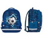 Ghiozdan Football, clasele primare, 3 compartimente, S-Cool