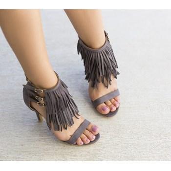 Sandale Heminot Gri