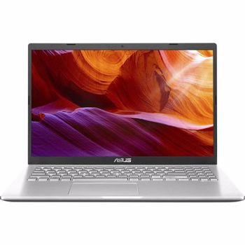 Laptop ASUS X509 Intel Core (10th Gen) i5-1035G1 512GB SSD 8GB FullHD Transparent Silver x509ja-ej024