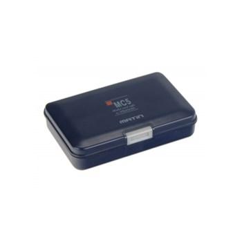 Matin M-7113 - cutie pentru acumulatori si carduri