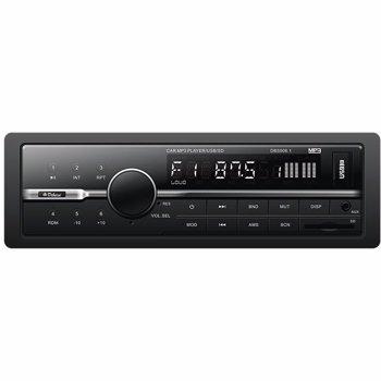 Radio MP3 player auto Dibeisi DBS006.1 card SD MMC si iesire AUX dbs006.1