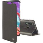 Husa Flip Cover pentru Samsung Galaxy A40, HAMA Slim Pro, 186672, gri