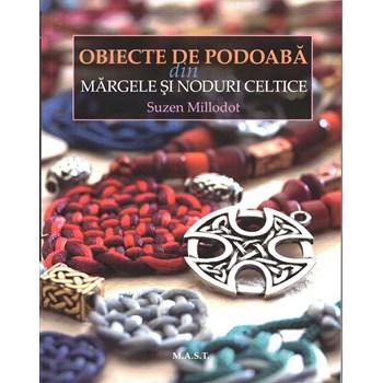 Obiecte de podoaba din margele si noduri celtice - Suzen Millodot