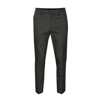 Pantaloni gri inchis Burton Menswear London skinny