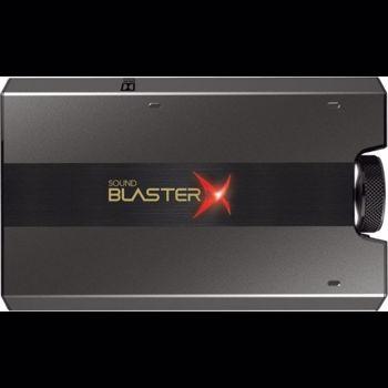 Placa de sunet Creative Labs Sound BlasterX G6 - USB