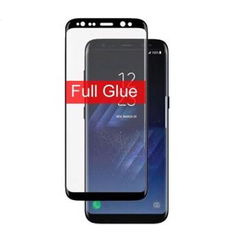 Folie de sticla Samsung Galaxy S9 Plus, MyStyle 5D FULL GLUE Black