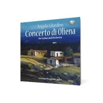 Gilardino: Concerto di Oliena for Guitar and Orchestra